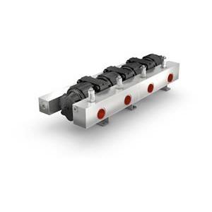 Jahns Hydraulik MTO-2-80-EA7