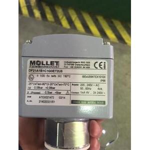Mollet Füllstandtechnik DF21A1B1C1G2ET2U5