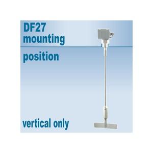 Mollet Füllstandtechnik DF27-A1B0C6D0-E0P1G2-E-M9